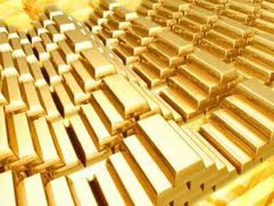 Giá vàng thế giới chạm mức cao nhất trong hai tháng qua