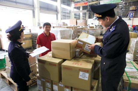 Thủ tục hải quan đối với hàng hóa chuyển phát nhanh