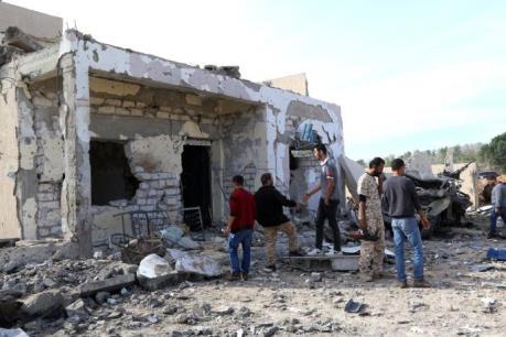 LHQ  kêu gọi viện trợ nhân đạo cho Libya