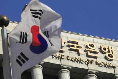 Hàn Quốc giữ nguyên lãi suất cơ bản