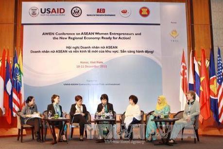 Khẳng định vai trò của doanh nhân nữ trong hội nhập kinh tế
