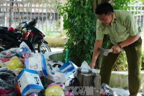 Tây Ninh bắt vụ vận chuyển lậu 9.000 bao thuốc lá nhập lậu