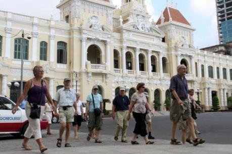 Du lịch TP.HCM phát triển mạnh thị trường khách Đông Bắc Á