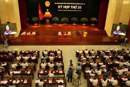 Ông Nguyễn Thành Phong được bầu làm Chủ tịch UBND TP. Hồ Chí Minh