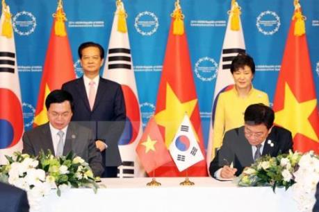 Năm 2015: Việt Nam lập kỷ lục về FTA