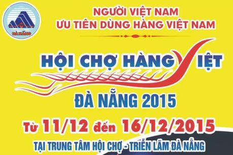 Hội chợ Hàng Việt Nam - Đà Nẵng 2015 ưu tiên sản phẩm thủ công