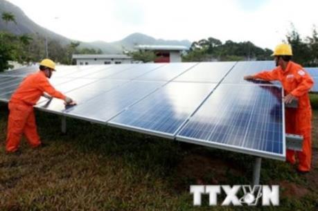 Đầu tư gần 2.400 tỷ đồng xây dựng nhà máy điện năng lượng mặt trời