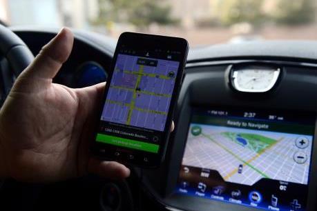Taxi UberX bị phản đối kịch liệt ở Toronto