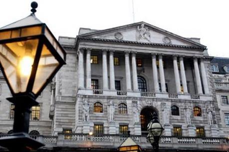 Ngân hàng Trung ương Anh vẫn giữ nguyên lãi suất