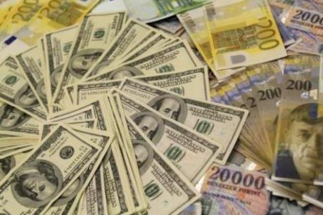 Đồng USD ngày 14/4 vượt lên các đồng tiền châu Á