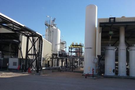 Chính thức khai thác Dự án dầu Việt Nam - Algeria