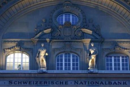 Ngân hàng trung ương Thụy Sỹ duy trì lãi suất âm