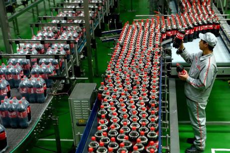 """Coca-Cola đối mặt với mức thuế """"khắc nghiệt"""" ở Ấn Độ"""