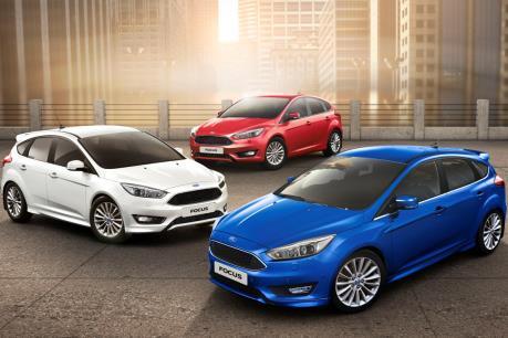 Ford Focus mới ra mắt tại Việt Nam có giá từ 799 triệu đồng