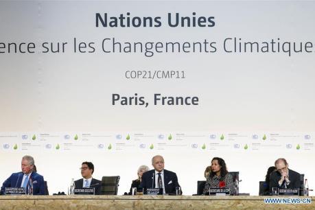 Hội nghị COP21: Đàm phán suốt 3 đêm, vẫn chưa đi tới thỏa thuận