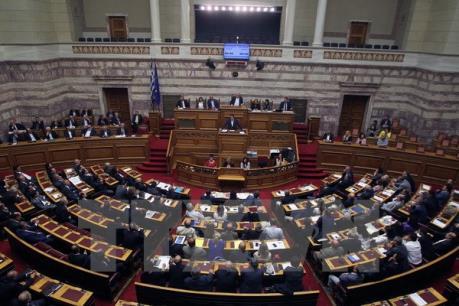 Hy Lạp đạt thỏa thuận với các chủ nợ để giải ngân 1 tỷ euro tiếp theo