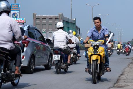 Quốc lộ 1A: Tiềm ẩn nguy cơ mất an toàn giao thông đoạn qua Quảng Trị