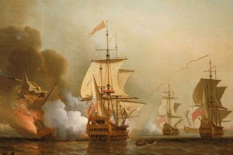 Chiếc tàu đắm huyền thoại San José thuộc về ai?