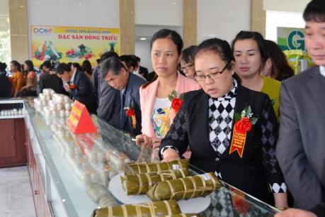 Khai trương Trung tâm mỗi xã phường một sản phẩm lớn nhất Quảng Ninh