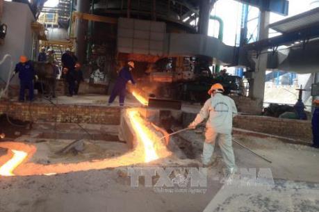 Sản xuất thép xây dựng tiếp tục phá kỷ lục về sản lượng