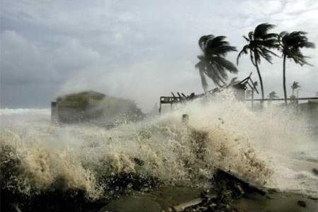 Bão Melor đã tiến vào vùng biển miền Trung Philippin