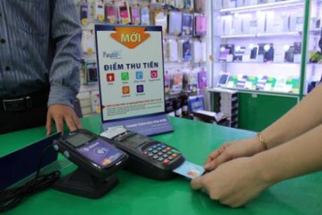 Thanh toán không dùng tiền mặt có dấu hiệu tích cực