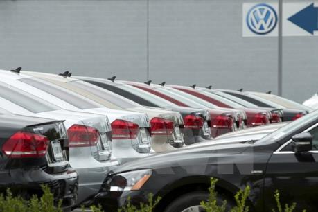 Volkswagen thu hồi gần 1 triệu xe hơi tại Pháp
