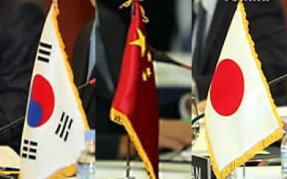 Nhật-Trung-Hàn đàm phán FTA ba bên