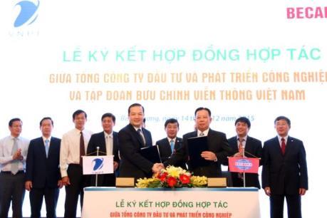 Becamex IDC và VNPT hợp tác toàn diện