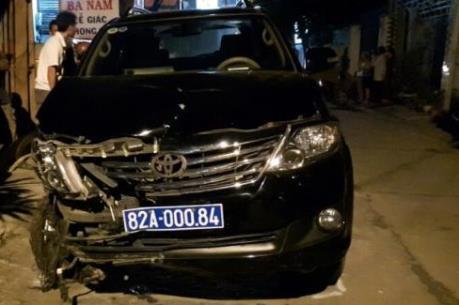 Khởi tố Viện trưởng Viện Kiểm sát huyện Tu Mơ Rông lái xe công vụ gây tai nạn
