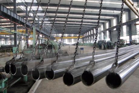 Trung Quốc giảm thuế xuất khẩu đối với gang, thép bán thành phẩm từ 1/1/2016