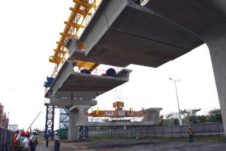Không có nhà thầu Trung Quốc tham gia dự án metro số 1