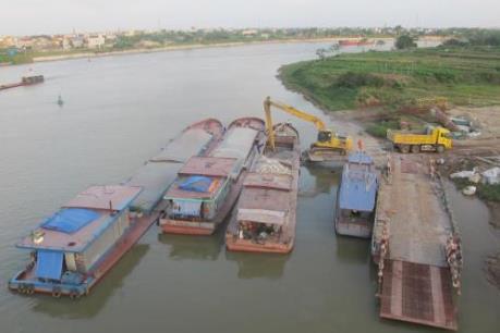 Gỡ vướng cho vận tải sông pha biển