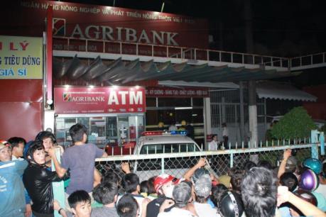 Danh tính đối tượng nghi cướp ngân hàng ở Đồng Nai