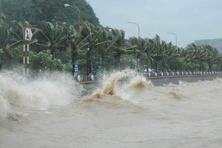 Bão Melor đi vào Biển Đông và là cơn bão số 5 trong năm nay