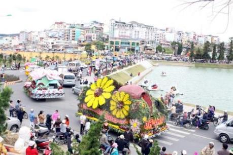 Festival hoa Đà Lạt 2015: Các cơ sở kinh doanh cam kết không tăng giá