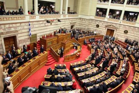 Hy Lạp thông qua các biện pháp cải cách mới theo yêu cầu của chủ nợ
