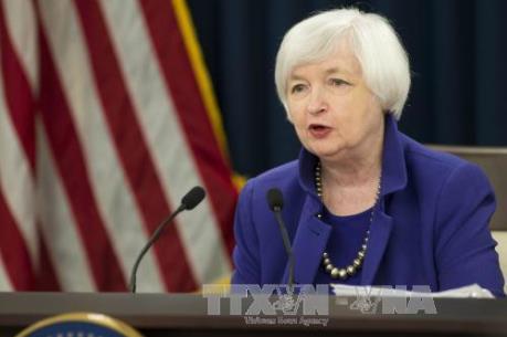 Chứng khoán Âu - Mỹ rủ nhau đi lên sau quyết định lịch sử của Fed