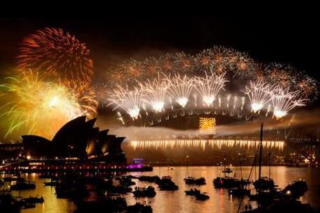 Australia chi 5 triệu USD cho màn pháo hoa chào Năm mới 2016