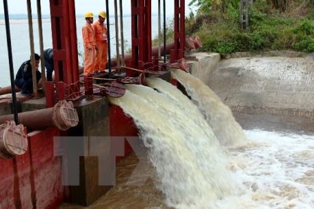 Lịch lấy nước vụ Đông Xuân 2015-2016