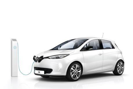 """Sẽ nhập khẩu 20.000 xe điện Renault để làm """"taxi"""""""