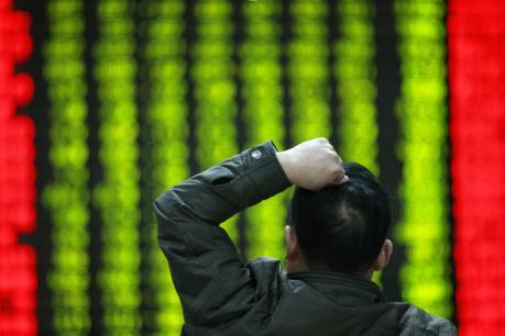 Lãi suất của Mỹ tăng đẩy chứng khoán châu Á đi lên
