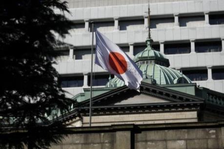 Ngân hàng trung ương Nhật Bản công bố các biện pháp kích cầu mới
