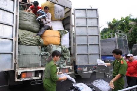 Hà Nội bắt giữ 4 tấn thuốc bắc, thuốc nam không rõ nguồn gốc