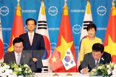 FTA Việt Nam – Hàn Quốc chính thức có hiệu lực từ ngày 20/12