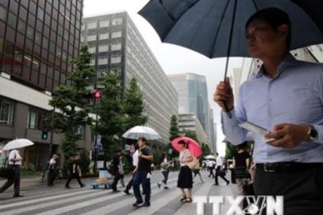 Chính phủ Nhật soạn thảo ngân sách kỷ lục cho tài khoá 2016