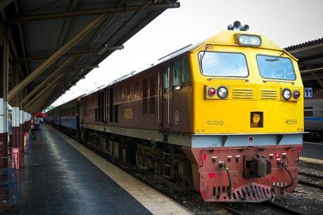 Thái, Trung khởi động dự án xây dựng đường sắt