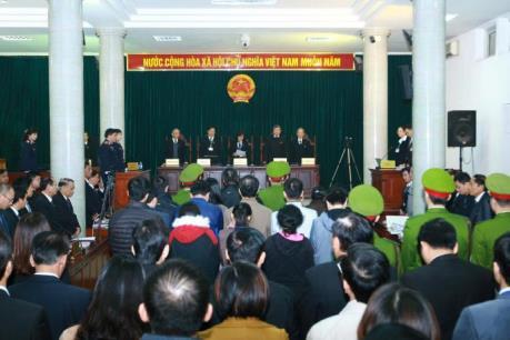 Tình tiết mới trong phiên xử vụ án tham nhũng tại Agribank Nam Hà Nội