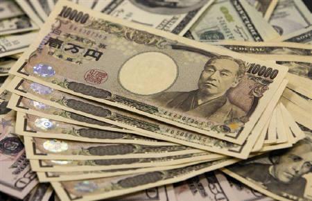 Đồng yen tăng giá trên thị trường châu Á