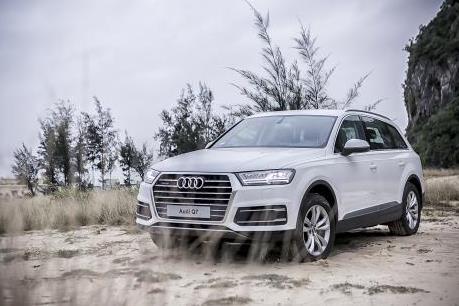 Audi Việt Nam khai trương showroom tại Đà Nẵng